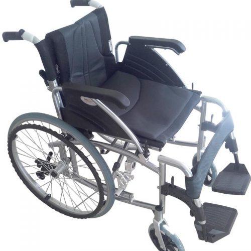 Αναπηρικά Aμαξίδια Αλουμινίου