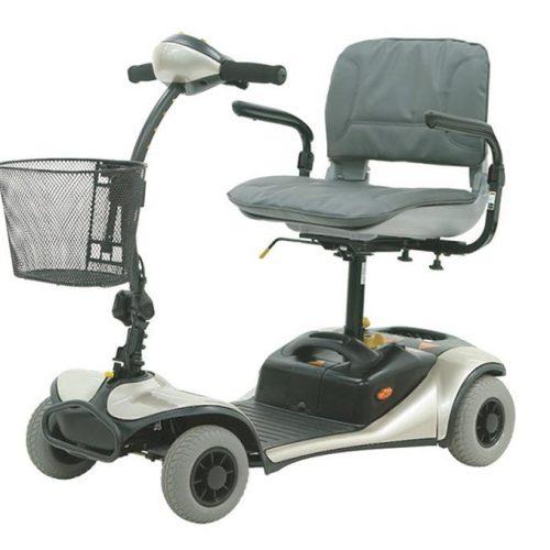 Ηλεκτροκίνητα Αναπηρικά Αμαξίδια-Scooter