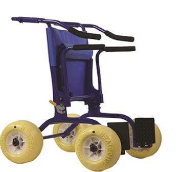 Αναπηρικά Aμαξίδια Θαλάσσης