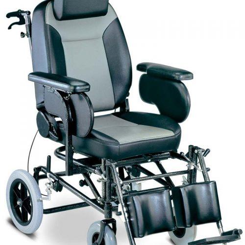 Αναπηρικά Aμαξίδια Με Μεσαίους Τροχούς