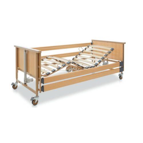 Κρεβάτια Ξύλινα Burmeier